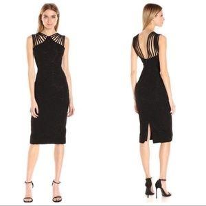 Dress the Population   Gwen BodyCon Dress   Black   M